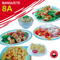 Banquete 8 Personas – 8A