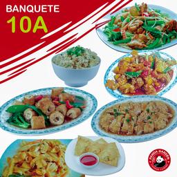 Banquete 10 Personas – 10A