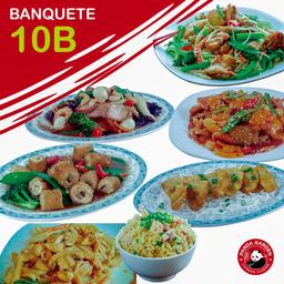 Banquete 10 Personas – 10B