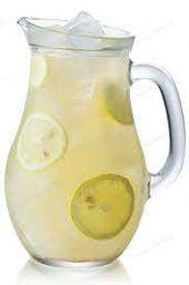 Limonada Natural en Jarra