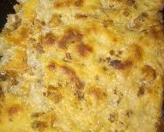 Tortilla de Chicharron