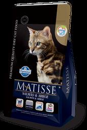 Matisse Adulto Salmón y Arroz 2kg