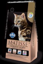 Matisse Gato Adulto Castrado Salmón y Arroz 2kg