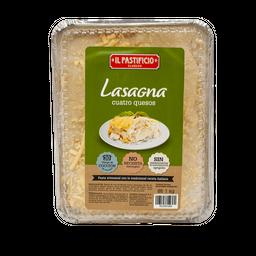 Lasagna 4 Quesos X Kg