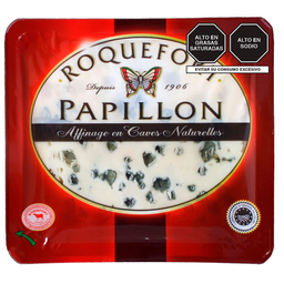 Queso Roquefort Papillon 100Gr