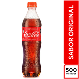 Coca-Cola Sabor Original 500 ml