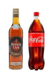 Ron Havana Especial 700Ml. + Coca Cola 1.5Lt.