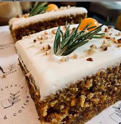 Carrot Cake Milenaria