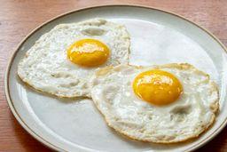 Porción 2 Huevos Fritos