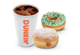 Desayuno Café y Donuts