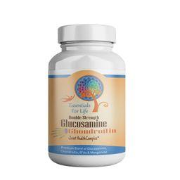 Glucosamine Chondroitin/Acidos Grasos 500 Mg