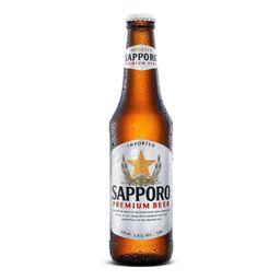 Sapporo 330 ml