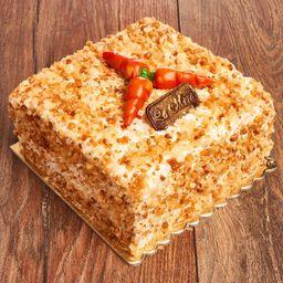 Torta de Zanahoria + 12 empanaditas de carne