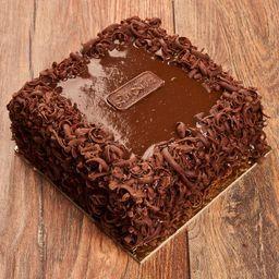Torta de chocolate (4 - 6 porciones)