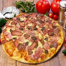 Pizza Urban Meat