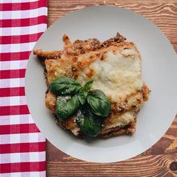 Lasagna con Carne Clásica 500gr