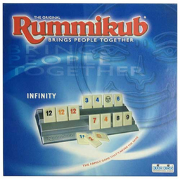 KOD KOD Juego de Mesa Rummikub Original Infinity