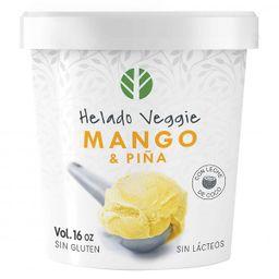 Helado Lift Veggie Mango y Piña 4 Oz