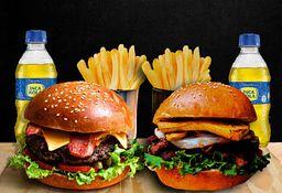 Promo Dúo Burger