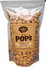 Purita Cereal Canela Pop Grande