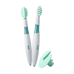 Nuk Cepillo de Entrenamiento Oral Care set