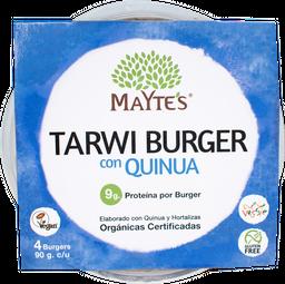 Veggieburger Tarwi