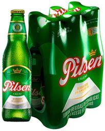Cerveza Pilsen Callao Bot 310Ml X 06 Unidades