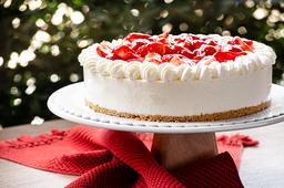 Cheesecake de Fresa Chico
