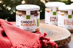 Mantequilla Vegana de Choco Almendra