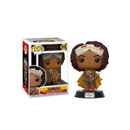 Pop Star Wars: Star Wars: The Rise Of Skywalker Jannah
