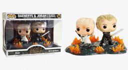 Pop Moment: Game Of Thrones-Daenerys & Jorah B2B W/ Swords 44824