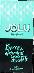 JOLU Barra de Almendras Snicker Vegano