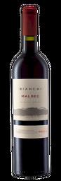 Bianchi Vino Tinto Malbec 2018