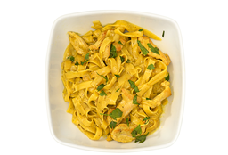Pasta De Chicken Curry