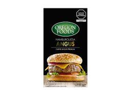 Oregon Foods Hamb Angus 4Und 200Gr