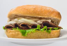 Sandwich de Asado