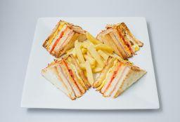 Club Sandwich Clásico