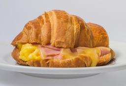 Sándwich Croissant Mixto