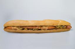 Sándwich Frankfuter