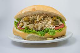 Sándwich Galo