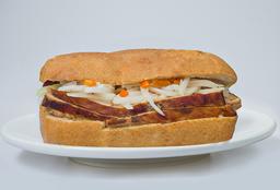 Sándwich de Pavo al Horno