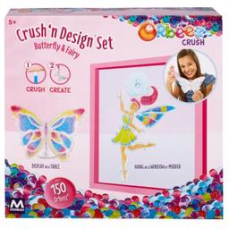 Crush 'N Design Butterflies & Fairies