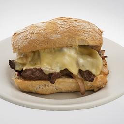 Sandwich de Lomito Al Jugo (caliente)