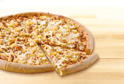 Pizza Hawaiian Chicken BBQ