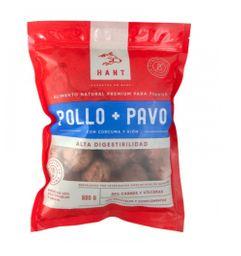 Hant Pollo + Pavo / Perro x 800g