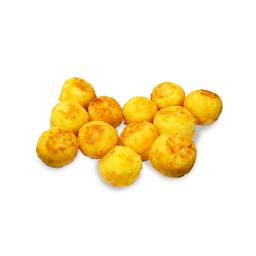Yucas Rellenas de Queso Mozzarella