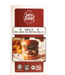 Bon Beef Carne de Hamburguesa Angus Mozzarella