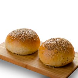 Pan Para Hamburguesa Brioche