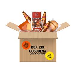 Bon Beef Box 139 Cusqueña
