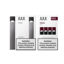 Juul Mas Caja De Pods Virginia Tabacco